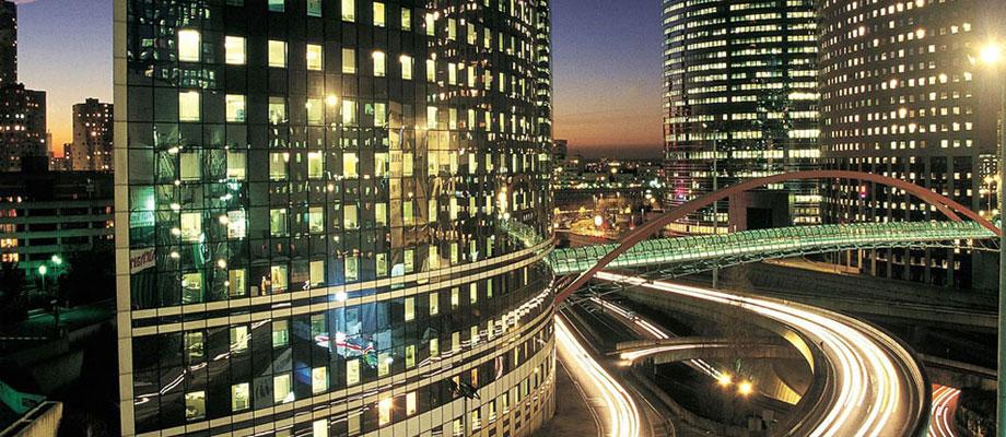 Versicherungsgebäude und Architekturphantasien